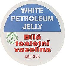 Voňavky, Parfémy, kozmetika Biela vazelína - Bione Cosmetics White Vaseline