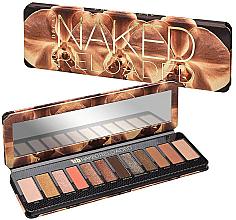 Voňavky, Parfémy, kozmetika Paleta očných tieňov - Urban Decay Naked Reloaded Eyeshadow Palette