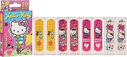 Voňavky, Parfémy, kozmetika Ochranná náplasť pre deti - VitalCare Hello Kitty Kids Plasters
