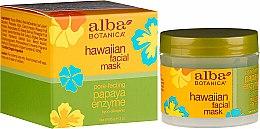 """Voňavky, Parfémy, kozmetika Enzýmová maska na tvár """"Papája"""" - Alba Botanica Natural Hawaiian Facial Scrub Pore Purifying Pineapple Enzyme"""