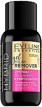 Voňavky, Parfémy, kozmetika Hybridný gél na nechty - Eveline Cosmetics Hybrid Professional