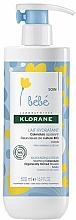 Voňavky, Parfémy, kozmetika Telové mlieko, zvlhčujúce - Klorane Baby Moisturizing Lotion