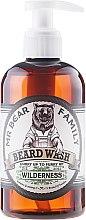 Voňavky, Parfémy, kozmetika Šampón pre bradu - Mr. Bear Family Beard Wash Wilderness