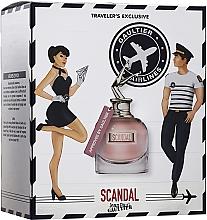 Voňavky, Parfémy, kozmetika Jean Paul Gaultier Scandal - Sada (edp/80ml + edp/20ml)