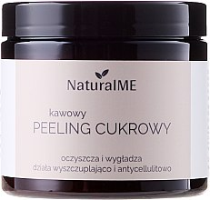 """Voňavky, Parfémy, kozmetika Cukorový telový peeling """"Káva"""" - NaturalME"""