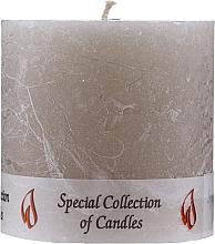 Voňavky, Parfémy, kozmetika Vonná sviečka, šedá - ProCandle Special Collection Of Candles