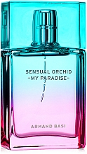 Voňavky, Parfémy, kozmetika Armand Basi Sensual Orchid My Paradise - Toaletná voda