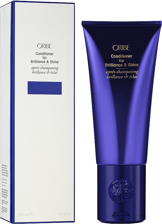 Hydratačný kondicionér pre lesk vlasov - Oribe Conditioner For Brilliance & Shine