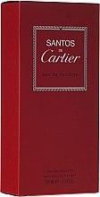 Voňavky, Parfémy, kozmetika Cartier Santos For Men - Toaletná voda