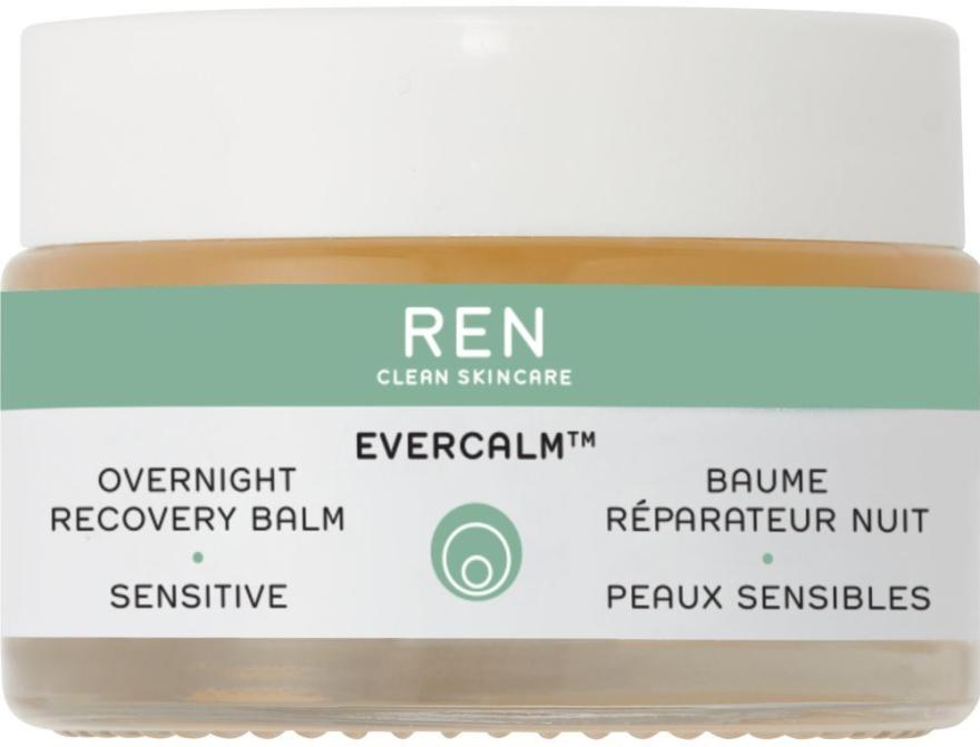 Nočný obnovujúci balzam na tvár - Ren Evercalm
