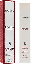 Voňavky, Parfémy, kozmetika Hĺbkový čistiaci šampón pre farbené vlasy - L'Anza Healing ColorCare Clarifying Shampoo