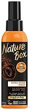 Voňavky, Parfémy, kozmetika Sprej na vlasy s marhuľovým olejom - Nature Box Apricot Oil Extra Shine Spray