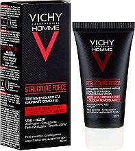 Voňavky, Parfémy, kozmetika Fluid pre tvár - Vichy Homme Structure Force Complete Anti-ageing Hydrating Moisturiser