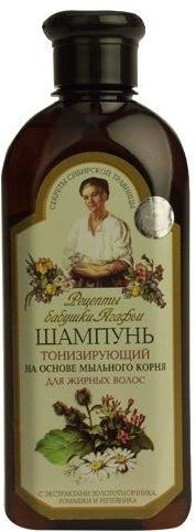 """Šampón """"Tonizujúci"""" - Recepty babičky Agafy"""