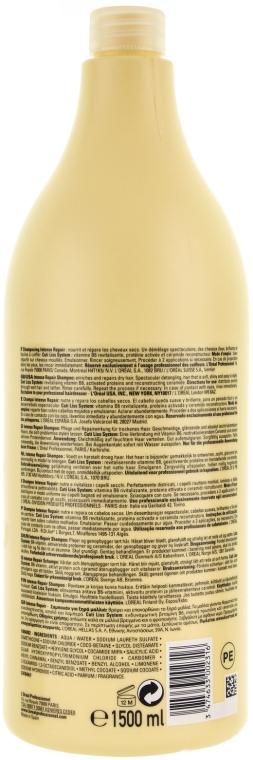 Výživný šampón pre suché vlasy - L'Oreal Professionnel Intense Repair Shampoo — Obrázky N3