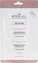 Voňavky, Parfémy, kozmetika Regeneračná maska - Brelil Bio Treatment Repair Mask Tissue
