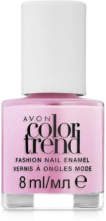 Lak na nechty - Avon Color Trend