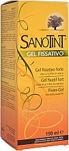 Voňavky, Parfémy, kozmetika Fixačný gél na styling vlasov - Sanotint Strong Fixing Gel