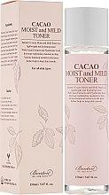 Voňavky, Parfémy, kozmetika Toner s maslom kakao - Benton Cacao Moist and Mild Toner