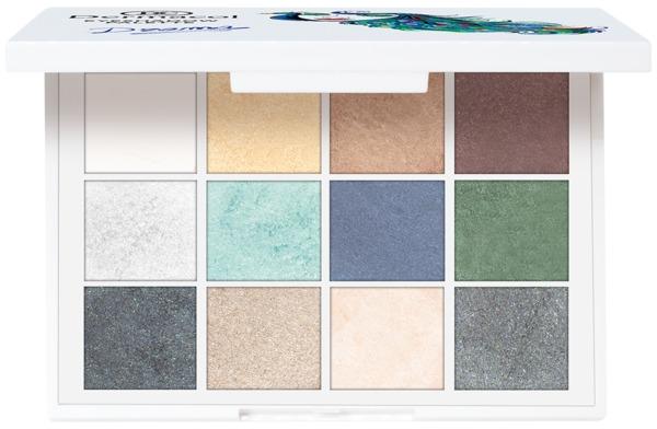 Paleta luxusných očných tieňov - Dermacol Luxury Eyeshadow Palette — Obrázky N1