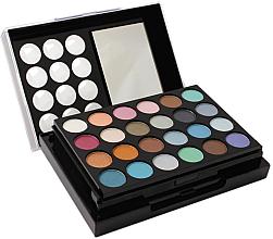 Voňavky, Parfémy, kozmetika Sada pre make-up - Makeup Trading Palette Urban Beauty Case Cosmetic Set Travel All You Need to Go