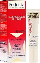 Voňavky, Parfémy, kozmetika Krém pod očí - Dax Cosmetics Perfecta Multi-Collagen Retinol Eye Cream 40+/50+