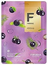 Voňavky, Parfémy, kozmetika Textilná maska s bobuľami acai - Frudia My Orchard Squeeze Mask Acai Berry