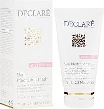 Voňavky, Parfémy, kozmetika Intenzívna upokojujúca maska na tvár - Declare Stress Balance Skin Meditation Mask