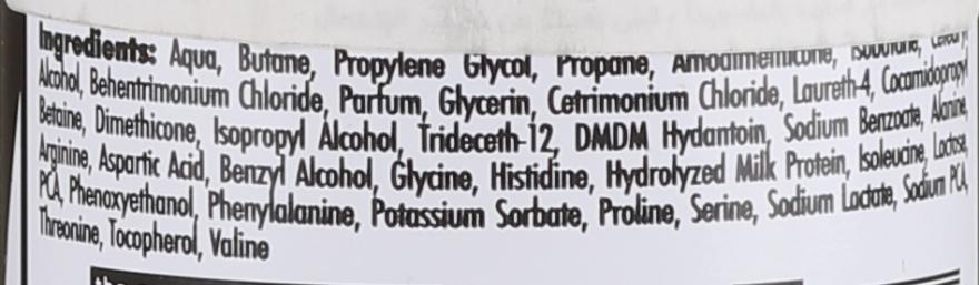 Vlasová pena - Morfose Milk Therapy Mousse Conditioner — Obrázky N3