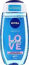 Sprchový gél - Nivea Love Splash Shower Gel — Obrázky N1