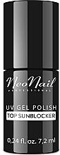 Voňavky, Parfémy, kozmetika Top na gélový lak s ochranou pred slnkom - NeoNail Professional Top Sunblocker