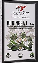 """Voňavky, Parfémy, kozmetika Prášok na vlasy """"Bhringaraj"""" - Le Erbe di Janas Bhringraj"""
