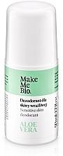 Voňavky, Parfémy, kozmetika Prírodný deodorant s extraktom z aloe vera - Make Me Bio Deo Natural Roll-on