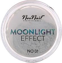 """Voňavky, Parfémy, kozmetika Trblietky na nechtový dizajn """"Efekt mesačného svitu"""" - NeoNail Professional Moonlight Effect"""
