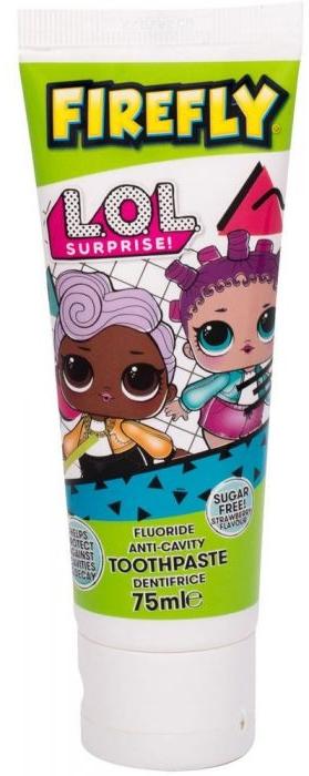 Detská zubná pasta - Ep Line LOL Surprise Toothpaste — Obrázky N1