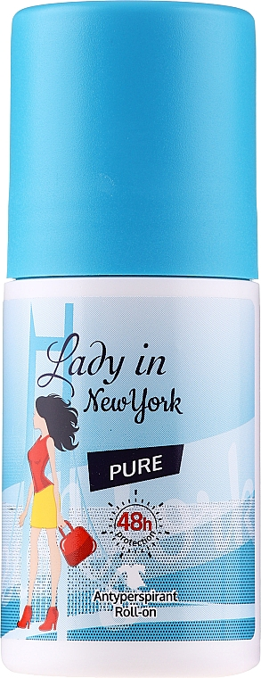 Dezodorant - Lady In New York Pure Deodorant