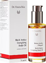 """Voňavky, Parfémy, kozmetika Telový olej """"Breza a arnika"""" - Dr. Hauschka Birch Arnica Energising Body Oil"""