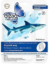 """Voňavky, Parfémy, kozmetika Dvojstupňová maska """"Žraločí tuk"""" - Dizao"""