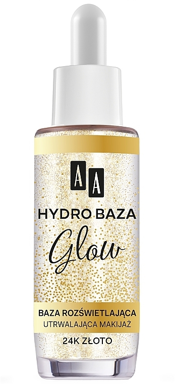 Fixačná báza pod makeup - AA Hydro Baza Glow
