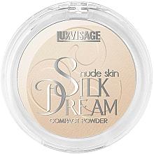 Voňavky, Parfémy, kozmetika Kompaktný púder na tvár - Luxvisage Silk Dream Nude Skin