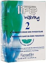 Voňavky, Parfémy, kozmetika Bio trvalá ondulácia s citrusovou vôňou - Farmavita Life Waving 2