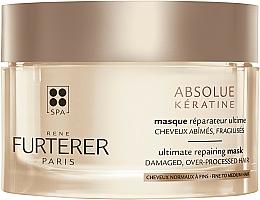Voňavky, Parfémy, kozmetika Intenzívna regeneračná maska pre poškodené a oslabené vlasy - Rene Furterer Absolue Keratine Ultimate Repairing Mask