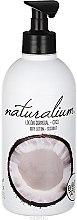 """Voňavky, Parfémy, kozmetika Telové mlieko výživné """"Kokos"""" - Naturalium Body Lotion Coconut"""
