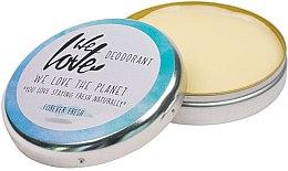 """Voňavky, Parfémy, kozmetika Prírodný krém deodorant """"Forever Fresh"""" - We Love The Planet Deodorant Forever Fresh"""