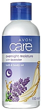 Voňavky, Parfémy, kozmetika Hydratačný olej na telo a do kúpeľa s levanduľou - Avon Care