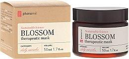 Voňavky, Parfémy, kozmetika Liečebná tvárová maska - Phenome Blossom Therapeutic Mask
