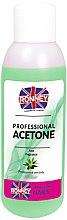 """Voňavky, Parfémy, kozmetika Prostriedok pre odstránenie laka """"Aloe"""" - Ronney Professional Acetone Aloe"""