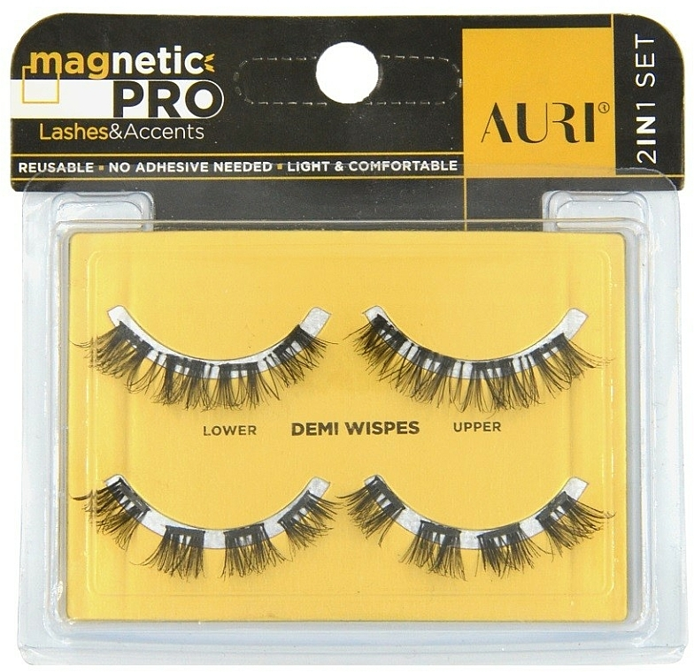 Magnetické mihalnice - Auri Magnetic Pro Demi Wispies