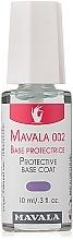 Voňavky, Parfémy, kozmetika Ochranná báza pod lak Mavala 002 - Mavala Double Action Treatment Base