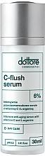 Voňavky, Parfémy, kozmetika Intenzívne sérum proti vráskam so 6% vitamínu C a L-arginínom - Dottore C-Flush Serum